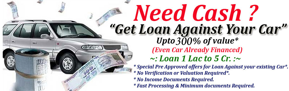 delhi  car loan